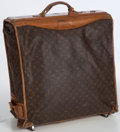 Luxury Accessories:Travel/Trunks, Louis Vuitton Classic Monogram Canvas Travel Bag. ...