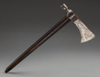 AN EASTERN WOODLANDS PIPE TOMAHAWK c. 1770