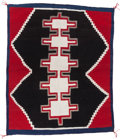 American Indian Art:Weavings, A NAVAJO REGIONAL RUG. c. 1965...