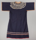 American Indian Art:Beadwork and Quillwork, A SIOUX WOOL DRESS. c. 1930...