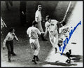 Baseball Collectibles:Photos, Ted Williams Signed UDA Photograph....