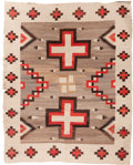 American Indian Art:Weavings, A NAVAJO REGIONAL RUG. c. 1930...
