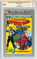 Modern Age (1980-Present):Superhero, Marvel Milestone Edition: Amazing Spider-Man #129 Signature Series(Marvel, 1992) CGC NM+ 9.6 White pages....