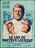 "Movie Posters:Foreign, The Case of Dr. Laurent (Conicor, 1957). French Grande (46"" X 63""). Foreign.. ..."