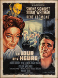 """Movie Posters:Foreign, The Day and the Hour (MGM, 1963). French Grande (47"""" X 63""""). Foreign.. ..."""