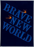Books:Literature 1900-up, [Featured Lot] [Limited Editions Club] Mara McAfee, illustrator. SIGNED. Aldous Huxley. Brave New World. Limited Edi...