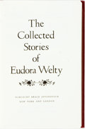 Books:Literature 1900-up, [Featured Lot] Eudora Welty. SIGNED/LIMITED. The CollectedStories of Eudora Welty. New York: Harcourt Brace Jovanov...