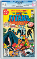 Modern Age (1980-Present):Superhero, New Teen Titans #2 Don/Maggie Thompson Collection pedigree (DC,1980) CGC NM+ 9.6 White pages....