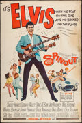 "Movie Posters:Elvis Presley, Spinout (MGM, 1966). Poster (40"" X 60""). Elvis Presley.. ..."
