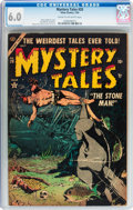 Golden Age (1938-1955):Horror, Mystery Tales #20 (Atlas, 1954) CGC FN 6.0 Cream to off-whitepages....