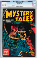 Golden Age (1938-1955):Horror, Mystery Tales #26 (Atlas, 1955) CGC FN 6.0 Cream to off-whitepages....