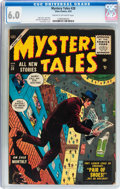 Golden Age (1938-1955):Horror, Mystery Tales #28 (Atlas, 1955) CGC FN 6.0 Cream to off-whitepages....