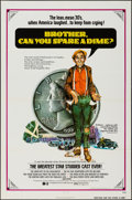 """Movie Posters:Documentary, Brother, Can You Spare a Dime? & Others Lot (Dimension, 1975). One Sheets (2) (27"""" X 41"""") & Trimmed Half Sheet (21"""" X 26""""). ... (Total: 3 Items)"""