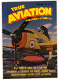 "Golden Age (1938-1955):War, True Aviation Picture Stories #14 Davis Crippen (""D"" Copy) pedigree(Parents' Magazine Institute, 1946) Condition: VF/NM. Ph..."