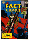 "Golden Age (1938-1955):Non-Fiction, Real Fact Comics #20 Davis Crippen (""D"" Copy) pedigree (DC, 1949)Condition: VF. Four pages of Joe Kubert art. Daniel Boone ..."