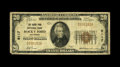 National Bank Notes:Colorado, Rocky Ford, CO - $20 1929 Ty. 1 The Rocky Ford NB Ch. # 9117. ...