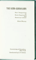 Books:Americana & American History, Albert Murray. The Omni-Americans. New Perspectives onBlack Experience and American Culture. New York: Outerbri...