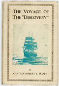 Books:Travels & Voyages, Captain Robert R. Scott. The Voyage of the 'Discovery.' New York: Dodd, Mead, [1929]. Later edition. Publisher's clo...