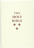 Books:Religion & Theology, [Featured Lot]. [Holy Bible]. [Pennyroyal Press]. Barry Moser, designer and Illustrator. INSCRIBED. The Holy Bible: Cont...