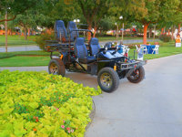 CUSTOM ALL-TERRAIN HUNTING BUGGY John Lannom, Lannom Industries, Fort Stockton, Texas, 2014
