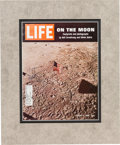 Autographs:Celebrities, Neil Armstrong Signed LIFE Magazine with PSA/DNA LOA. ...