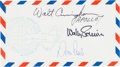 Explorers:Space Exploration, Apollo 7 Crew-Signed Cover. ...