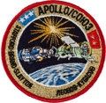 Explorers:Space Exploration, Apollo-Soyuz Test Project Original Crew Patch Originally from thePersonal Collection of Mission Docking Module Pilot Deke Sla...