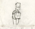 "Animation Art:Production Drawing, ""The Simpsons"" - Animation Drawing Original Art, Group of 15(Fox).... (Total: 15 Items)"