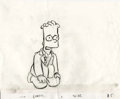 "Animation Art:Production Drawing, ""The Simpsons"" - Animation Drawing Original Art, Group of 13(Fox).... (Total: 13 Items)"