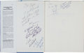 Autographs:Celebrities, Neil Armstrong and John Young Signed National Aviation Hall of FameEnshrine Album....