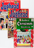 Silver Age (1956-1969):Humor, Archie-Related Group (Archie, 1954-67) Condition: Average VG.... (Total: 8 Comic Books)