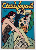 Golden Age (1938-1955):Crime, Claire Voyant #nn (Pentagon, 1946) Condition: FN+....
