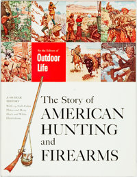 [Hunting and Firearms]. [Outdoor Life]. Ralph Crosby Smith, Nicholas Eggenhofer and Ray Pioc