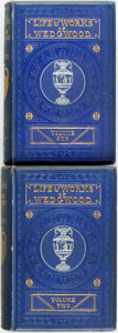 Books:Biography & Memoir, Eliza Meteyard. The Life of Josiah Wedgwood from his PrivateCorrespondence and Family Papers, Vols. I&II. London: H...(Total: 2 Items)