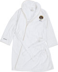 Explorers:Space Exploration, Buzz Aldrin's Apollo 11/ Boeing Bathrobe Originally from HisPersonal Collection. ...