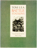 Books:Biography & Memoir, Tom Lea. SIGNED. Battle Stations. Dallas: Still Point Press, [1988]. First edition. Signed by the author. Publis...