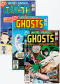 Bronze Age (1970-1979):Horror, Ghosts #51-112 Group (DC, 1976-82) Condition: Average VF....(Total: 63 Comic Books)