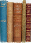 Books:Sporting Books, [Sporting Books]. Group of Five Books on Sports/The Outdoors.Various publishers and dates. Publisher's cloth bindings. Good...(Total: 5 Items)