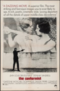 "Movie Posters:Foreign, The Conformist (Paramount, 1971). One Sheet (27"" X 41""). Foreign.. ..."