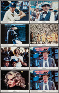 "Movie Posters:Sports, The Natural (Tri-Star, 1984). Mini Lobby Cards (8) (8"" X 10""). Sports.. ... (Total: 8 Items)"