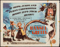 "Movie Posters:Animation, Hansel and Gretel (RKO, 1954). Half Sheet (22"" X 28"") & Lobby Card Set of 8 (11"" X 14"") Style B. Animation.. ... (Total: 9 Items)"
