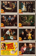 """Movie Posters:Comedy, Three Wise Fools (MGM, 1946). Lobby Card Set of 8 (11"""" X 14"""").Comedy.. ... (Total: 8 Items)"""