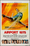 "Movie Posters:Action, Airport 1975 & Others Lot (Universal, 1974). One Sheets (4)(27"" X 41""). Action.. ... (Total: 4 Items)"