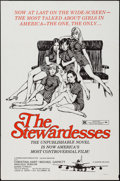 """Movie Posters:Adult, The Stewardesses & Other Lot (Sherpix, 1969). One Sheets (2) (27"""" X 41""""). Adult.. ... (Total: 2 Items)"""