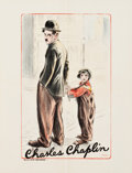 "Movie Posters:Comedy, The Kid (Film Triomphe, 1921). French Petite (19.5"" X 25.75"").. ..."