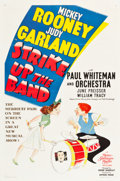 "Movie Posters:Musical, Strike Up the Band (MGM, 1940). One Sheet (27.5"" X 41"") Style C....."
