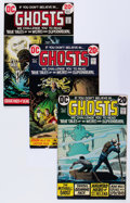 Bronze Age (1970-1979):Horror, Ghosts #16-50 Group (DC, 1973-76) Condition: Average FN.... (Total:35 Comic Books)