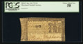 Colonial Notes:Maryland, Maryland April 10, 1774 $2 PCGS Choice About New 58.. ...