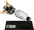Explorers:Space Exploration, Apollo 13 Model on Base Originally from the Personal Collection ofBuzz Aldrin. ...