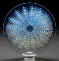 Art Glass:Lalique, R. LALIQUE OPALESCENT OURSINS NO. 2 COUPE, Circa 1935. Mp. 764, No. 3308. Di. 8 in.. ...